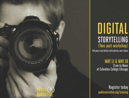 Digital Storytelling official workshop design